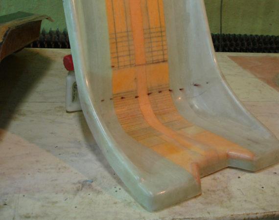 стеклопластик для сидении