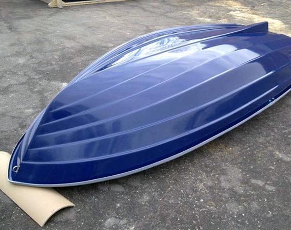 лодка из стеклопластика