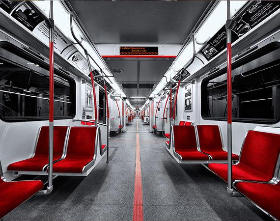 сиденья для поездов из стеклопластика