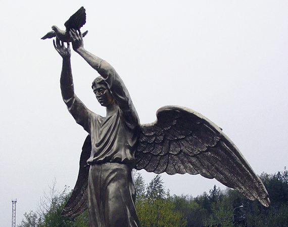 скульптура памятник