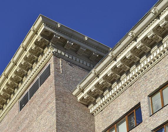 декоративный фасадный декор
